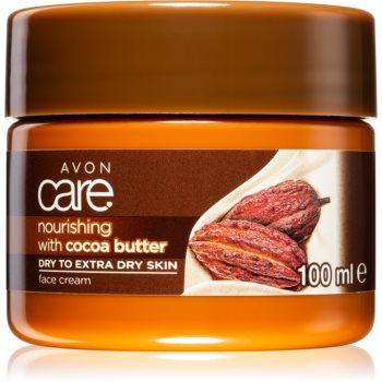 Avon Care crema nutritiva cu unt de cacao poza
