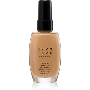 Avon True Colour machiaj calmant pentru un aspect mat imagine produs