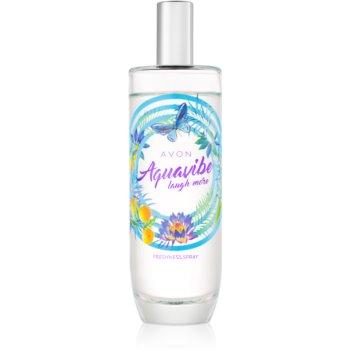 Avon Aquavibe Laugh More spray pentru corp pentru femei
