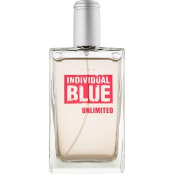 Avon Individual Blue Unlimited eau de toilette pentru barbati