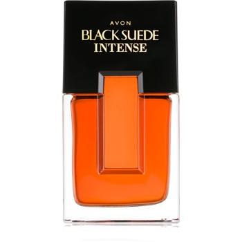 Avon Black Suede Intense eau de toilette pentru barbati 75 ml