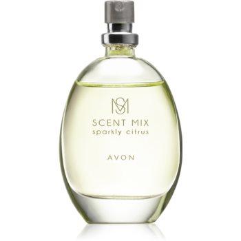 Poza Avon Scent Mix Sparkly Citrus eau de toilette pentru femei