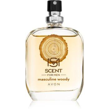 Avon Scent for Men Masculine Woody Eau de Toilette pentru bãrba?i poza