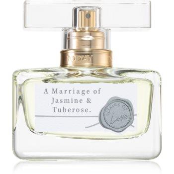 Avon A Marriage of Jasmine & Tuberose Eau de Parfum pentru femei poza noua