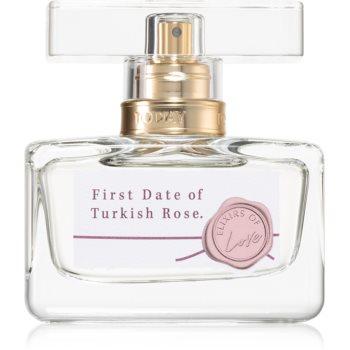 Avon First Date of Turkish Rose Eau de Parfum pentru femei