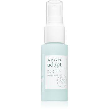 Avon Adapt Icy Cooling Elixir spray pentru fata cu efect racoritor poza noua