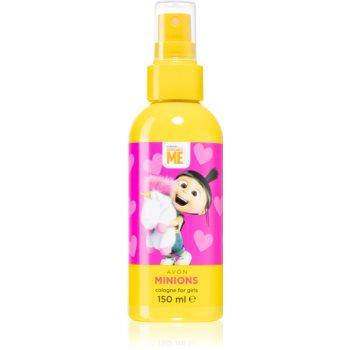 Avon Minions For Girls eau de cologne pentru copii
