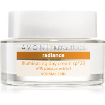 Avon Nutra Effects Radiance crema de zi radianta SPF 20 poza