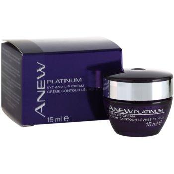 Avon Anew Platinum krem okolice oczu i usta 3