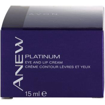 Avon Anew Platinum krema za okoli oči in ustnic 4