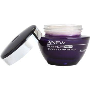 Avon Anew Platinum krem na noc przeciw głębokim zmarszczkom 1