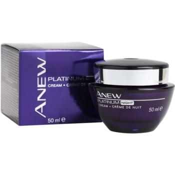 Avon Anew Platinum krem na noc przeciw głębokim zmarszczkom 3