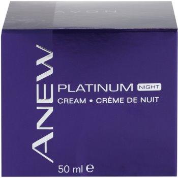 Avon Anew Platinum krem na noc przeciw głębokim zmarszczkom 4