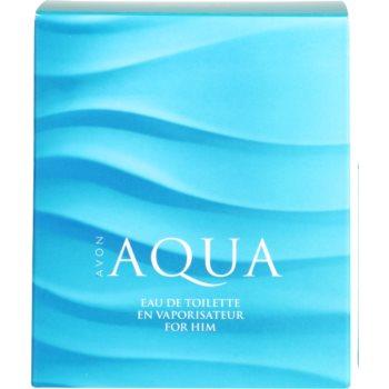 Avon Aqua Eau de Toilette für Herren 4
