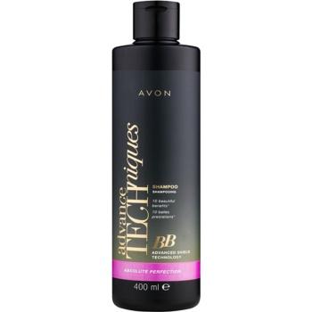 Avon Advance Techniques Absolute Perfection BB sampon pentru regenerarea părului și de protecție
