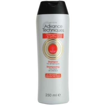 Avon Advance Techniques Strengthen and Protect подсилващ шампоан за всички видове коса