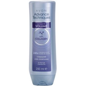 Avon Advance Techniques Ultimate Volume балсам за тънка коса без обем
