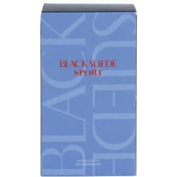 Avon Black Suede Sport Eau de Toilette for Men 4