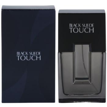 Avon Black Suede Touch туалетна вода для чоловіків
