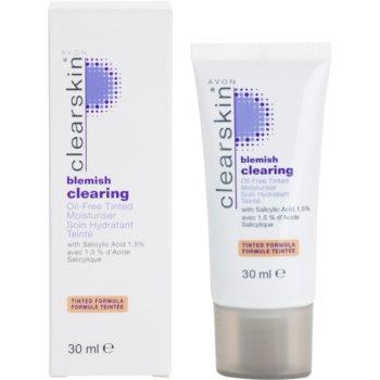 Avon Clearskin  Blemish Clearing тонуючий зволожуючий крем для проблемної шкіри 1
