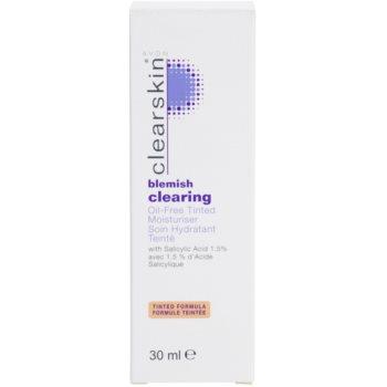 Avon Clearskin  Blemish Clearing тонуючий зволожуючий крем для проблемної шкіри 3