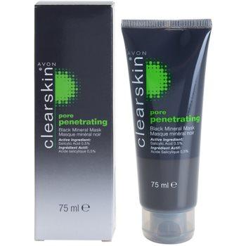 Avon Clearskin  Pore Penetrating маска за лице  с минерали 1