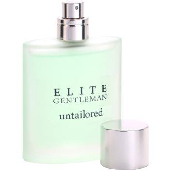 Avon Elite Gentleman Untailored тоалетна вода за мъже 3