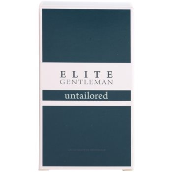 Avon Elite Gentleman Untailored тоалетна вода за мъже 4