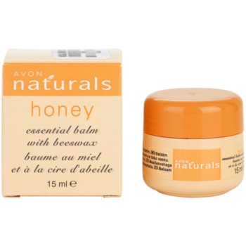 Avon Naturals Essential Balm Балсам с мед 2