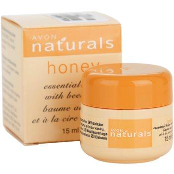 Avon Naturals Essential Balm Балсам с мед 3