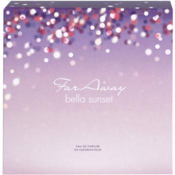 Avon Far Away Bella Sunset парфумована вода для жінок 3
