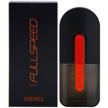 Fotografie Avon Full Speed toaletní voda pro muže 75 ml