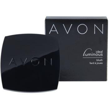 Avon Ideal Luminous Blush освежаващ руж 3