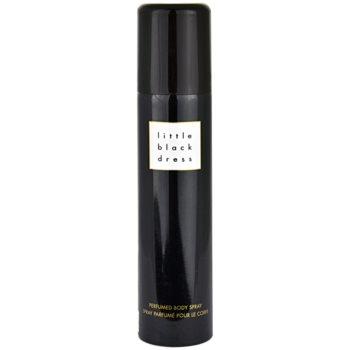 Avon Little Black Dress Körperspray für Damen