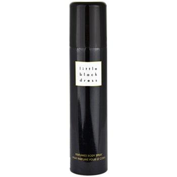 Avon Little Black Dress spray de corpo para mulheres