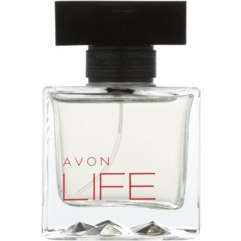 Avon Life For Him eau de toilette pentru barbati 75 ml
