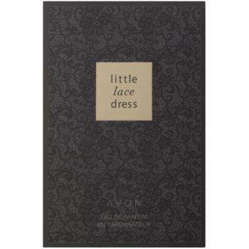 Avon Little Lace Dress Eau de Toilette für Damen 5