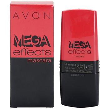 Avon Mega Effects об'ємна туш для вій 3
