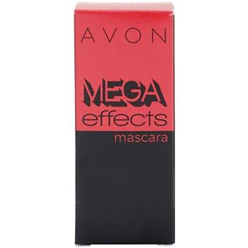 Avon Mega Effects об'ємна туш для вій 4