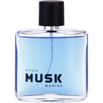 Avon Musk Marine woda toaletowa dla mężczyzn 2