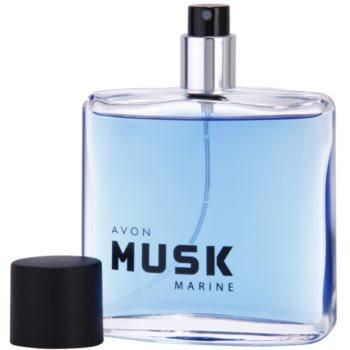 Avon Musk Marine woda toaletowa dla mężczyzn 3