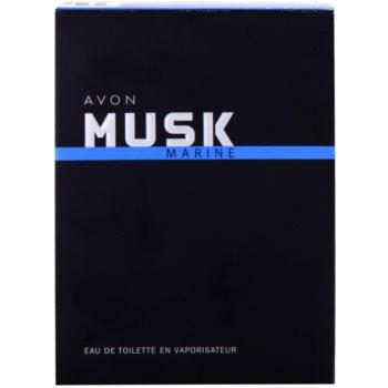 Avon Musk Marine woda toaletowa dla mężczyzn 4