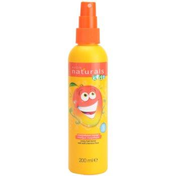Avon Naturals Kids spray para fácil penteado de cabelo 1