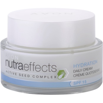 Avon Nutra Effects Hydration hydratisierende Tagescreme SPF 15