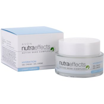 Avon Nutra Effects Hydration creme geloso suave hidratante 3
