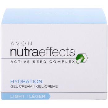 Avon Nutra Effects Hydration creme geloso suave hidratante 4
