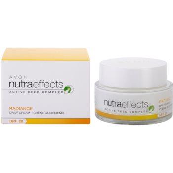 Avon Nutra Effects Radiance aufhellende Tagescreme SPF 20 2
