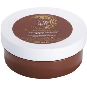 Avon Planet Spa Fantastically Firming crema de corp pentru fermitatea pielii cu extract de cafea poza