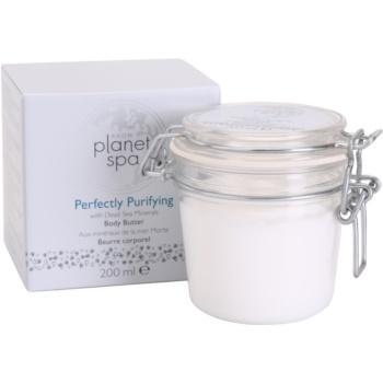 Avon Planet Spa Perfectly Purifying Körpercreme mit Mineralien aus dem Toten Meer 2
