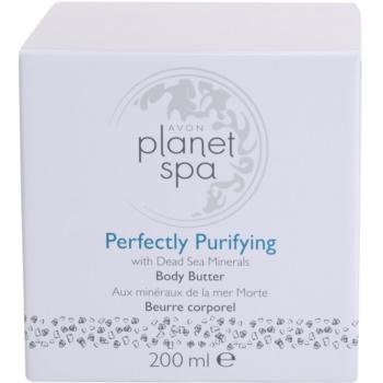 Avon Planet Spa Perfectly Purifying Körpercreme mit Mineralien aus dem Toten Meer 4